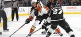 Rakell returns to lead Anaheim Ducks' 4-0 rout of LA Kings