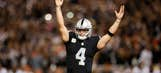 AFC West: Raiders head into bye week atop the division