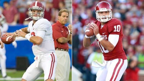 Sugar Bowl: Alabama vs. Oklahoma