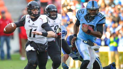 Belk Bowl: Cincinnati vs. North Carolina