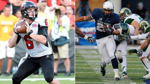 Poinsettia Bowl: Northern Illinois vs. Utah State