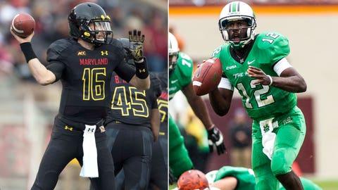 Military Bowl: Maryland vs. Marshall