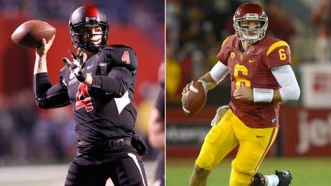 Las Vegas Bowl: Fresno State vs. USC