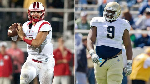 Pinstripe Bowl: Rutgers vs. Notre Dame