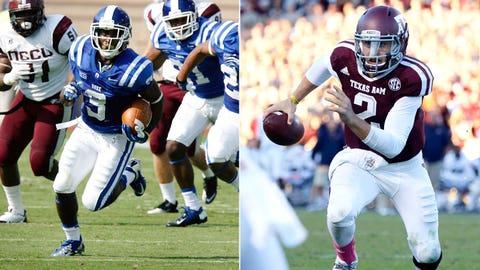 Chick-fil-A Bowl: Duke vs. Texas A&M
