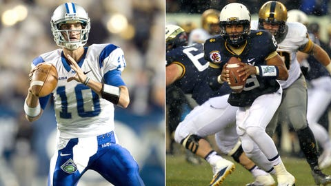 Armed Forces Bowl: Middle Tennessee vs. Navy