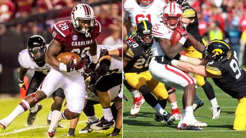 Capital One Bowl: South Carolina vs. Wisconsin