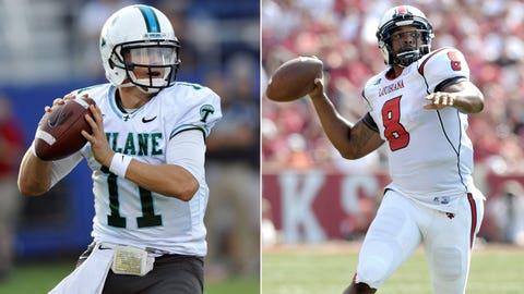 New Orleans Bowl: Tulane vs. Louisiana-Lafayette