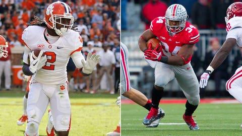 Orange Bowl: Clemson vs. Ohio State