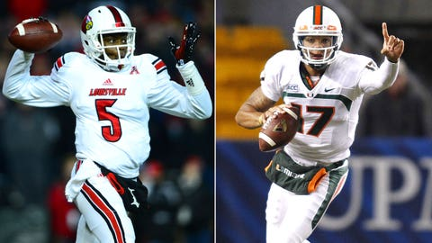 Russell Athletic Bowl: Louisville vs. Miami