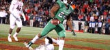 Four Downs: Gutsy Marshall trumps Terps in Military Bowl