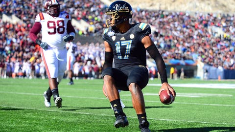 Brett Hundley, QB, UCLA