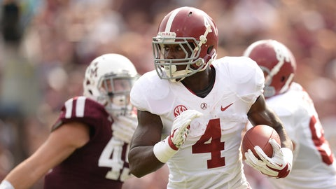 No. 9: T.J. Yeldon, RB, Alabama