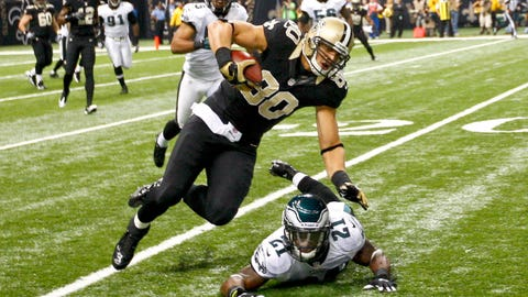 TE Jimmy Graham, Saints