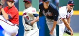 Four burning questions for the Braves' starting rotation