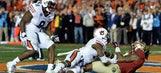 Toomer's Corner quiet as Auburn's dramatic season ends