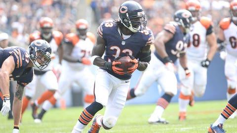 CB Charles Tillman, Bears