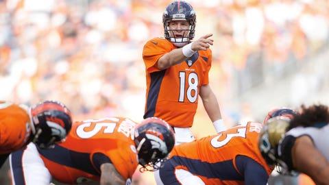 QB Peyton Manning, Broncos