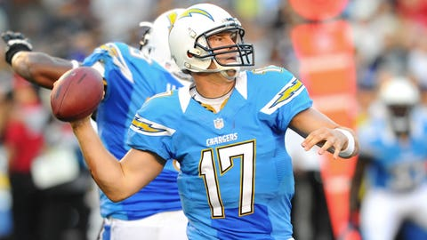 Philip Rivers (fourth pick, 2004, New York Giants, traded to San Diego Chargers)