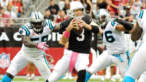 LB Thomas Davis/DE Greg Hardy, Panthers