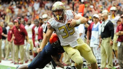Mackey (Top TE): Nick O'Leary, Florida State