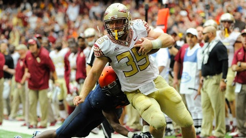 Mackey (Top TE): Nick O'Leary, Florida State