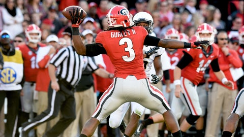 Hornung (Most Versatile Player): Todd Gurley, Georgia