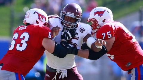 Freshman of the Year: Myles Garrett, Texas A&M