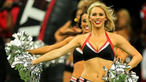 Cheerleaders of FOX Sports South