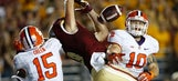 Defense comes through again as No. 24 Clemson escapes BC