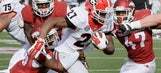 Todd who? With Gurley out, Chubb continues to star for Georgia