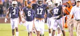 WATCH: Auburn LB Frost talks flying, football