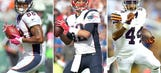 A look at '7 Bold Predictions' For NFL Week 9