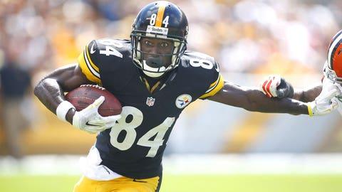 WR: Antonio Brown, Steelers