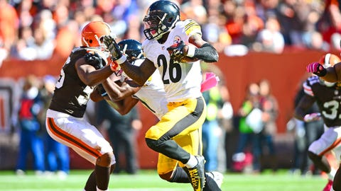 RB: Le'Veon Bell, Steelers
