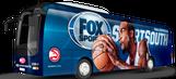 FOX Sports Fan Express returns for '14-15 Hawks season
