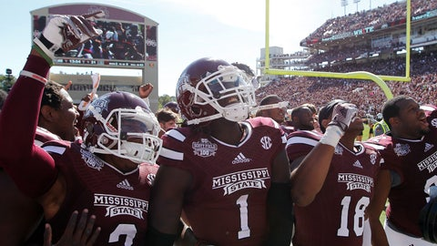 Mississippi State Bulldogs — 180 selections
