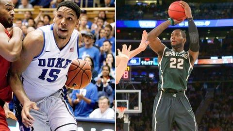 Duke vs. Michigan State -- Nov. 18 (Indianapolis)
