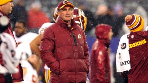 Candidate #4: Mike Shanahan