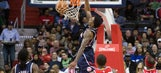Court Vision: Teague outduels Wall as Hawks pull past Wizards