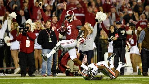 Winner: Alabama