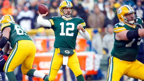 #1 Seed -- Green Bay Packers