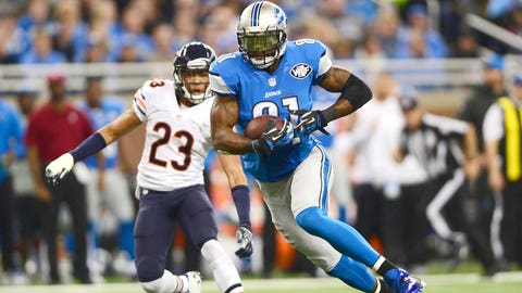 #5 Seed -- Detroit Lions