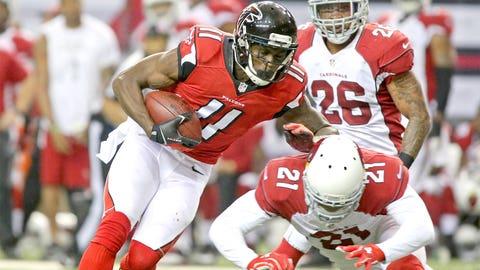 #4 Seed -- Atlanta Falcons