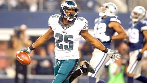 #2 Seed -- Philadelphia Eagles