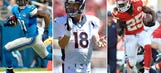 A look at 25 reasonably fun facts about the NFL's 2015 schedule