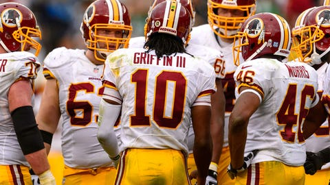 29. Washington Redskins
