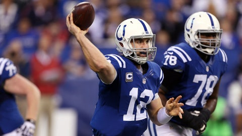 #3 Seed -- Indianapolis Colts