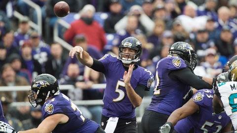 #5 Seed -- Baltimore Ravens