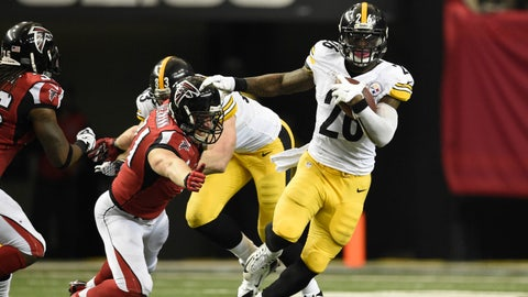 #4 Seed -- Pittsburgh Steelers